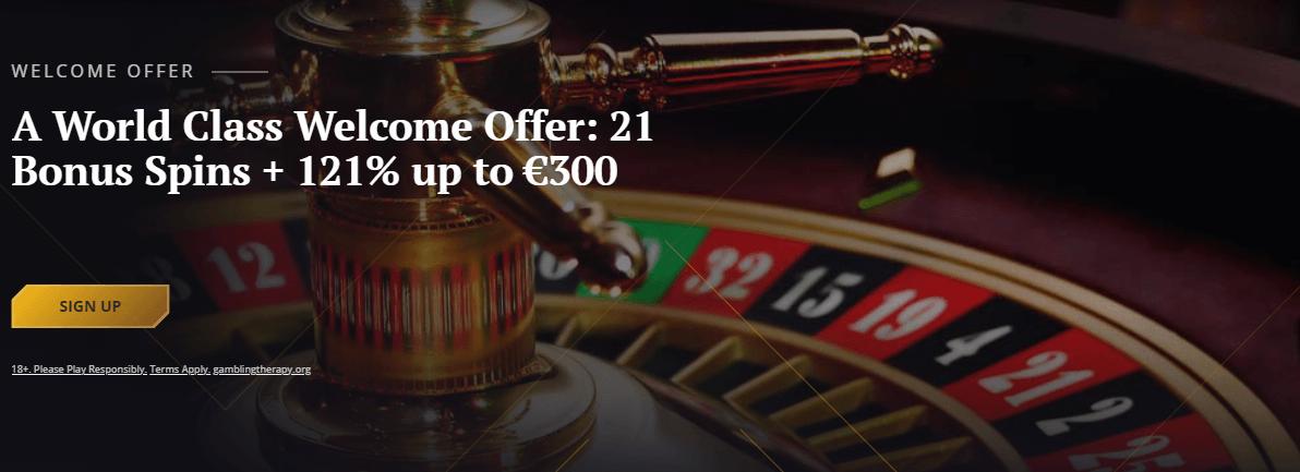 21 casino Screenshots