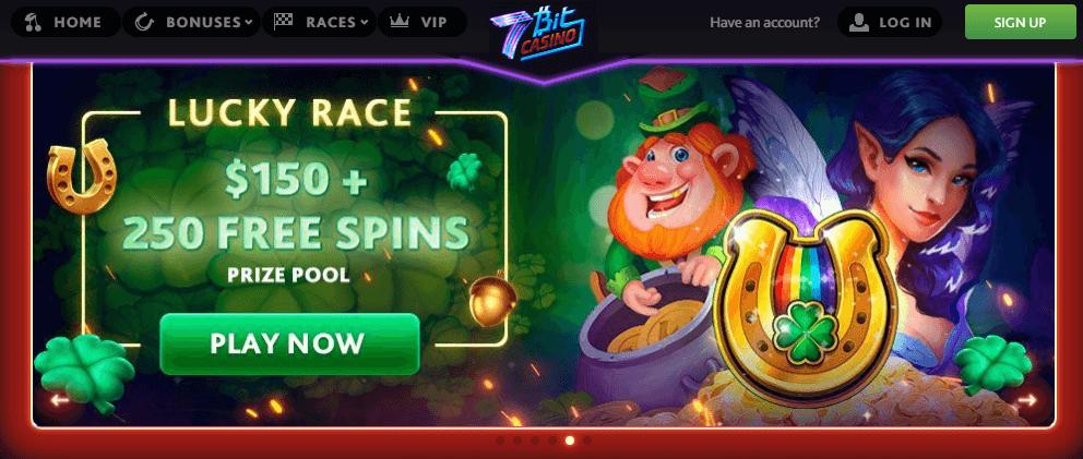 7bit casino screenshot